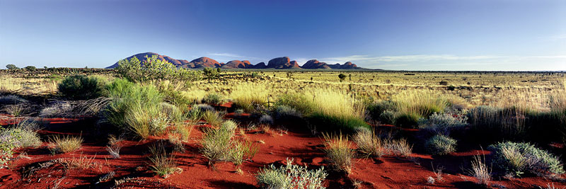 KATA TJUTA MORNING