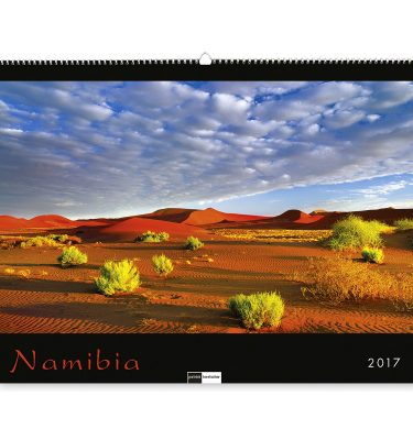 Kalender Namibia 2017