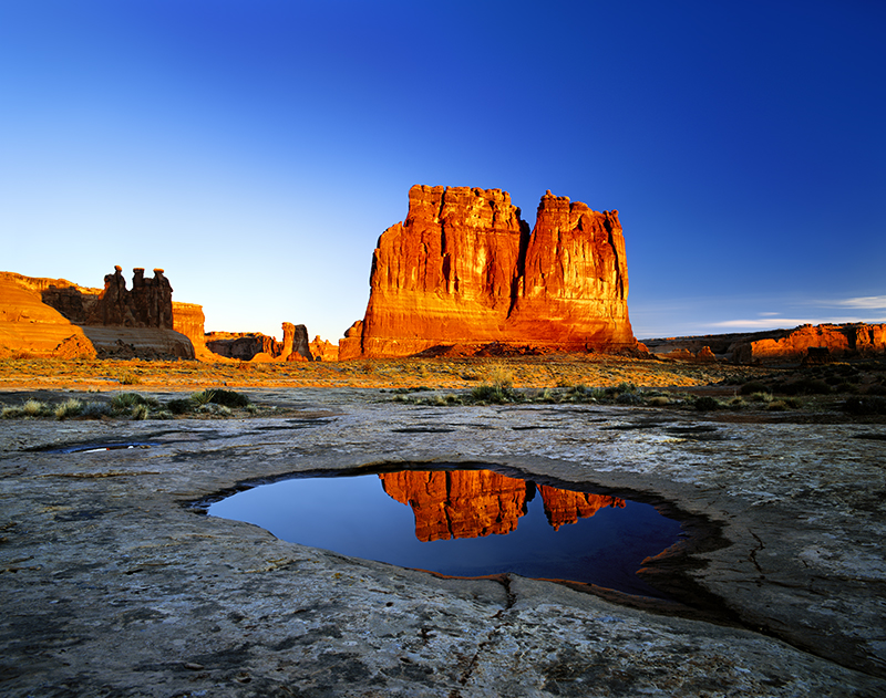 RED ROCK MIRROR